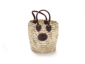 Medium open weave basket
